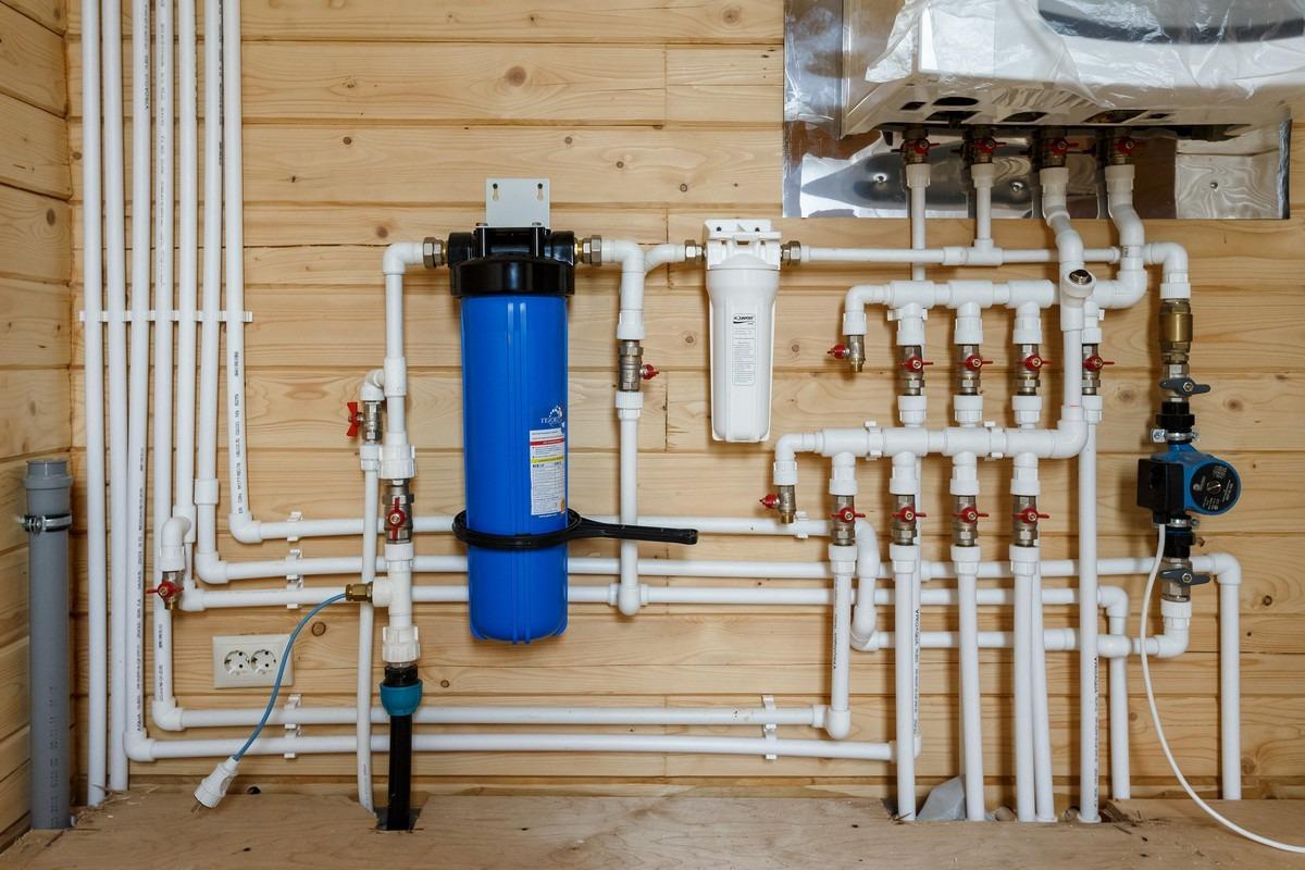 Монтаж водоснабжения в Ирпине